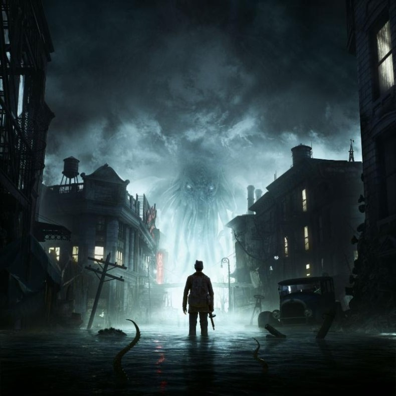 the sinking city gameplay trailer here The Sinking City gameplay trailer here The Sinking City