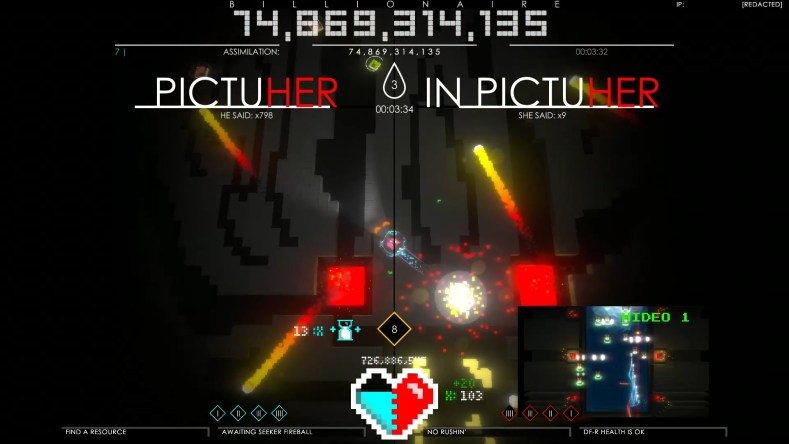 A Duel Hand Disaster: Trackher (Switch) Review A Duel Hand Disaster Trackher 1