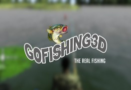 GoFishing 3D (Switch) Review GoFishing 3D 01 press material
