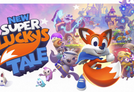 new super lucky's tale is a reimagining of the original New Super Lucky's Tale is a reimagining of the original New Super Luckys Tale