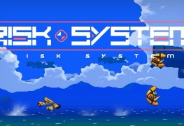 Risk System is a dare devil shmup on PC and Xbox One Risk System
