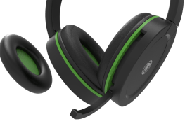 snakebyte just announced two new headsets - one for ps4 and one for x1 Snakebyte just announced two new headsets – one for PS4 and one for X1 SB913150 Headset Pro ME 041918 V5 Earcup Xbox
