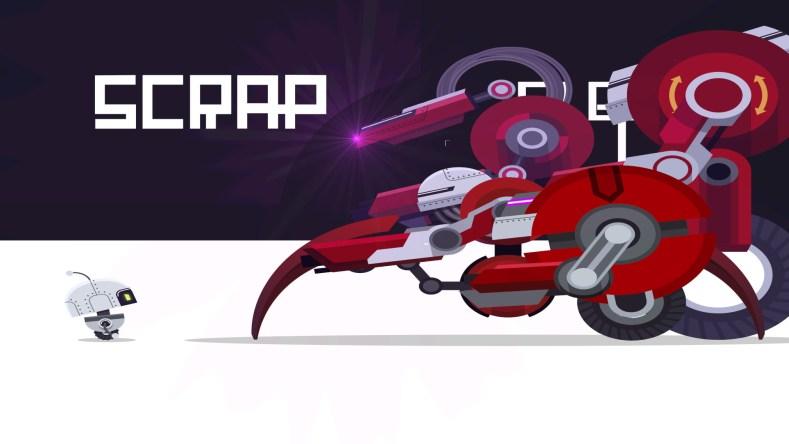 SCRAP – a futuristic platformer coming to Switch eShop SCRAP 01 press material