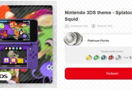 nintendo 3ds theme - splatoon: fresh squid walk through Nintendo 3DS theme – Splatoon: Fresh Squid Walk Through 3DS Splatoon theme