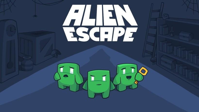 my profile My Profile Alien Escape