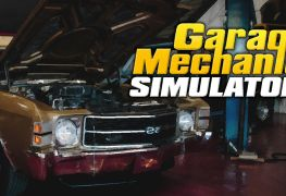 garage mechanic simulator (switch) review Garage Mechanic Simulator (Switch) Review Garage Mechanic Simulator 01 press material