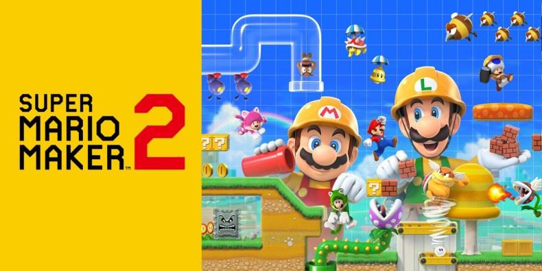 MyGamer Visual Cast – Super Mario Maker 2 (Switch) Super Mario Maker 2