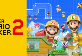 MyGamer Visual Cast – Super Mario Maker 2 (Switch) Super Mario Maker 2