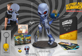 destroy all humans! special editions announced Destroy All Humans! $399 special edition announced Destroy All Humans