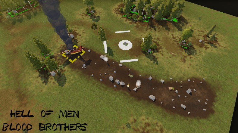 hell of men: blood brothers is a war-themed real-time strategy game coming to pc in sept Hell of Men: Blood Brothers is a war-themed real-time strategy game coming to PC in Sept Hell of Men Blood Brothers