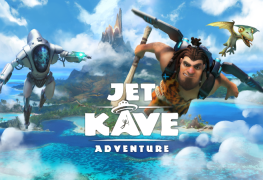 Jet Kave Adventure is a Switch exclusive and will launch in September Jet Kave
