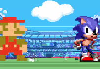 mario & sonic at the olympic games tokyo 2020 is going classic 2d Mario & Sonic at the Olympic Games Tokyo 2020 is going classic 2D Mario Sonic at the Olympic Games Tokyo