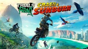 Trials Rising Crash Sunburn
