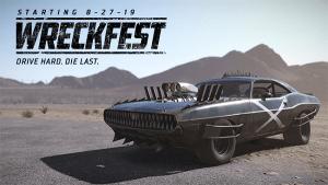 Wreckfest launch