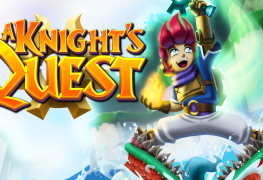 a knight's quest (switch) review A Knight's Quest (Switch) Review A Knights Quest
