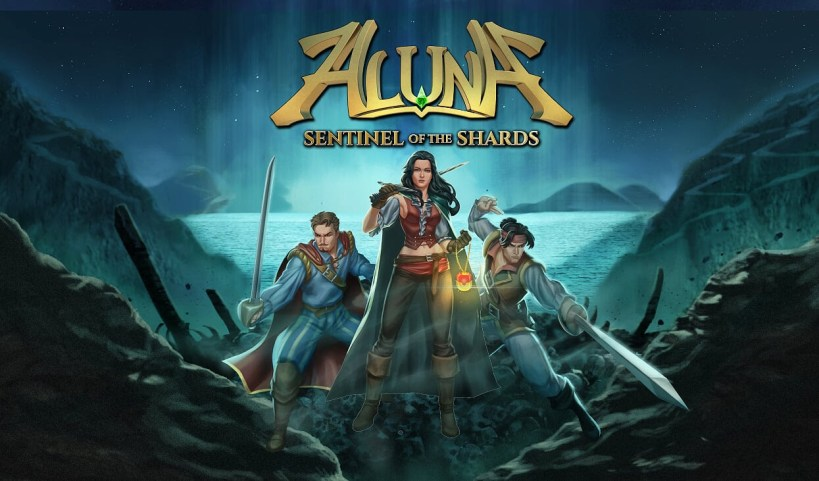 Pc Rpg Games 2020.Aluna Sentinel Of The Shards Is An Action Rpg Set For 2020