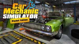 Car Mechanic Simulator Pocket Edition 01 press material