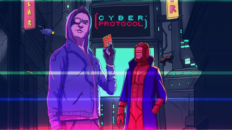 cyber protocol is a switch eshop exclusive and it is now available Cyber Protocol is a Switch eShop exclusive and it is now available CyberProtocol1200x675v2