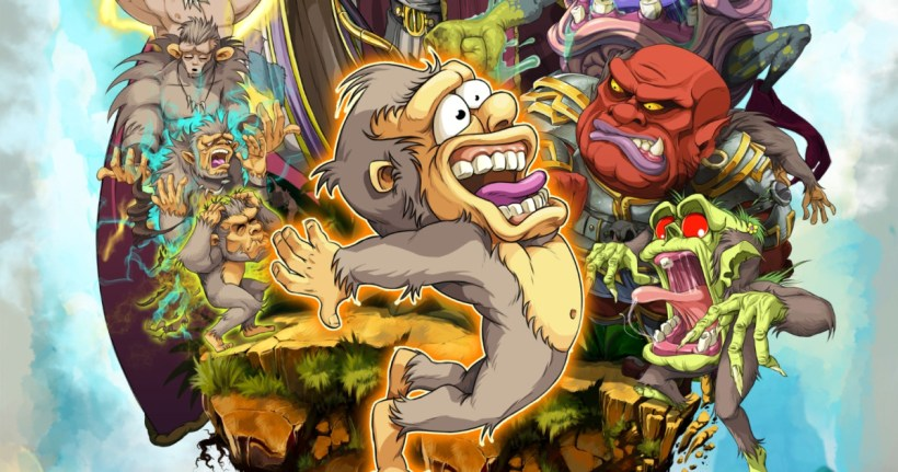 re-releases, remasters, and the retro gaming A thought on Re-releases, Remasters, and the Retro toki keyart 8a88 1024x538