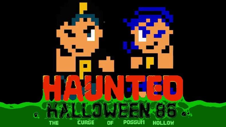 Haunted Halloween 86