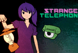 strange telephone coming to switch in early november Strange Telephone coming to Switch in early November Strange Telephone