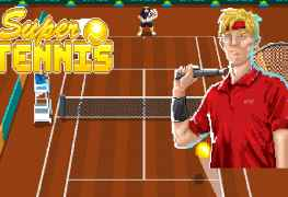 Super Tennis Switch Ultimate Games