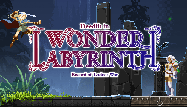Lodoss War Deedlit in Wonder Labyrinth