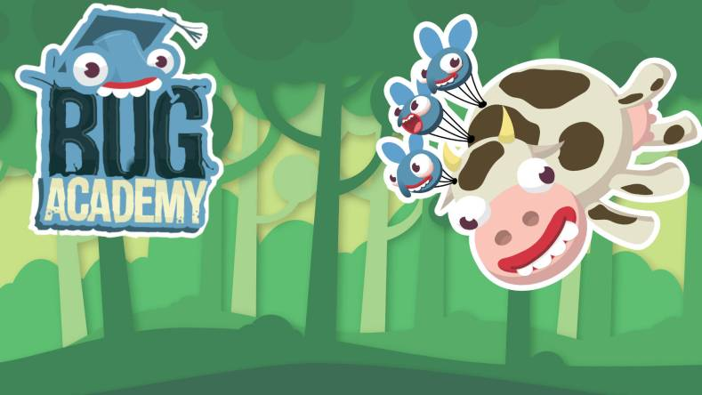Bug Academy 01 press material