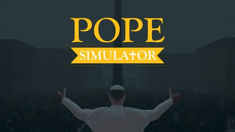 Pope Simulator 01 press material