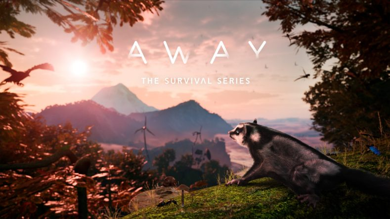 AWAY The Survival Series scaled