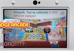 Nintendo Badge Arcade 6k badges