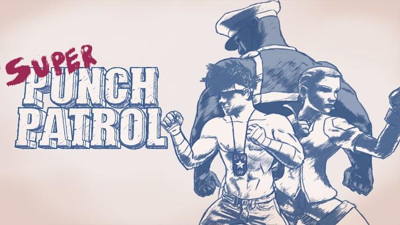 Super Punch Patrol