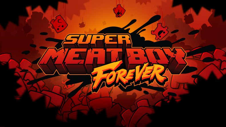 Super Meat Boy Forever scaled