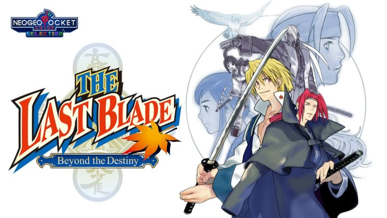 The Last Blade Beyond the Destiny NGPC Switch