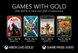 games with gold Nov 2020