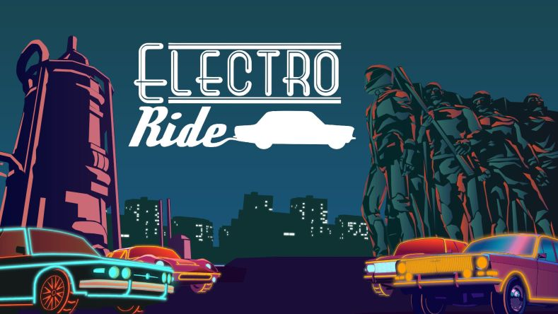 Electro Ride The Neon Racing 01 press material