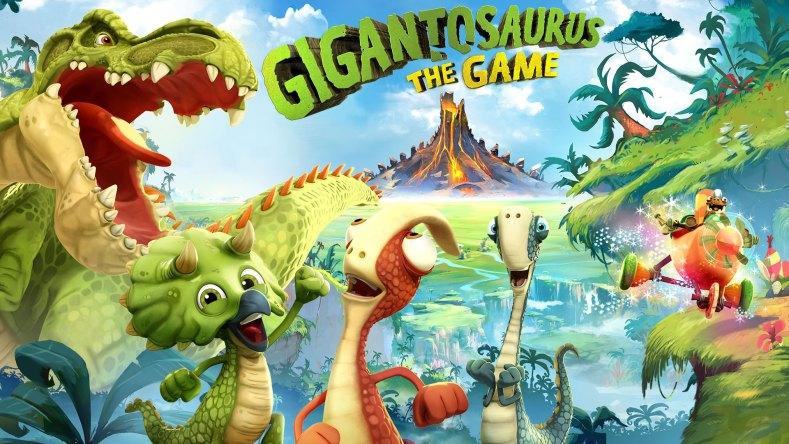 gigantosaurus the game switch hero