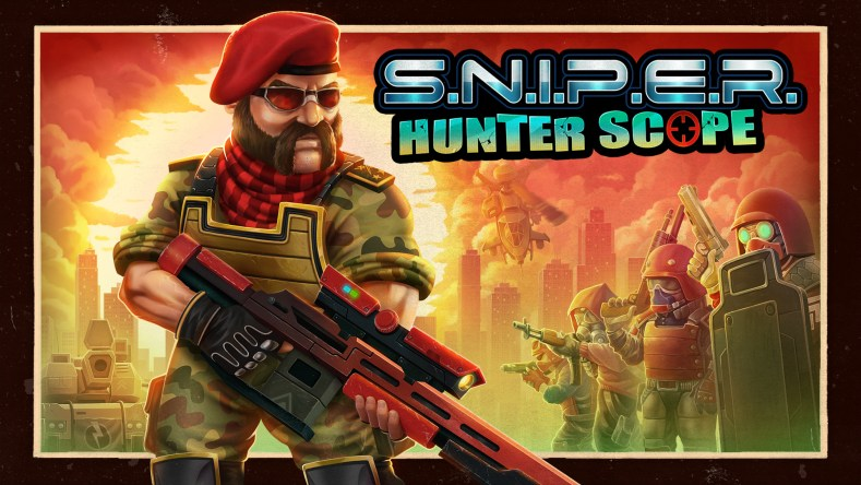 sniper hunter scope switch hero