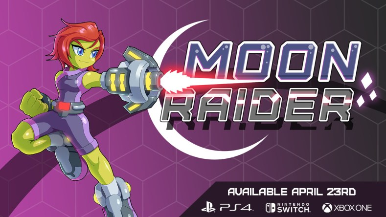 Moon Raider banner