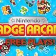 Nintendo Badge Arcade free plays