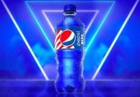 Pepsi Blue Berry banner