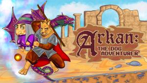 Arkan The dog adventurer