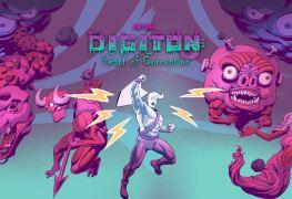 Enter Digiton Heart of Corruption