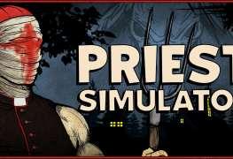 Priest Simulator press material