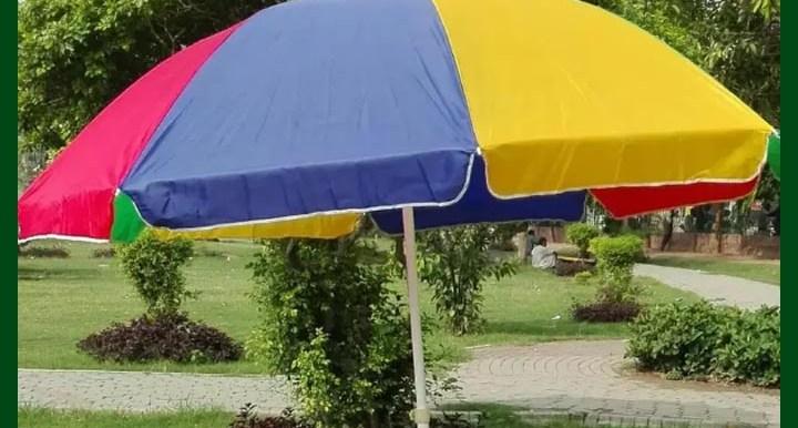 Garden Umbrella - 48 inch - Multicolor - MGTA2002