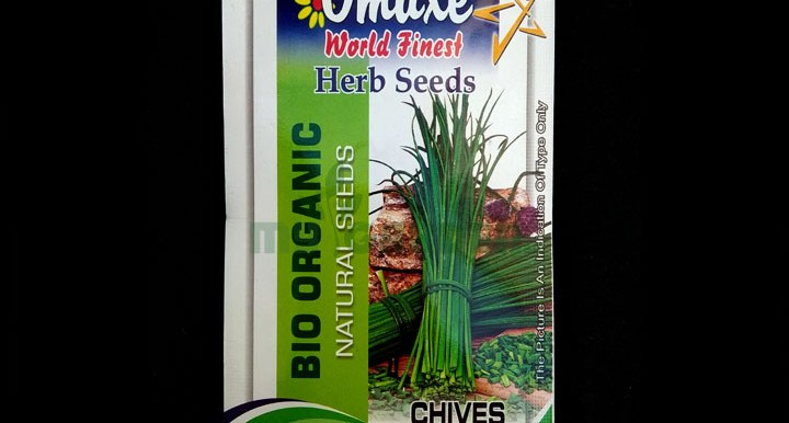 Chives – (30 seeds) – Omaxe - Indian