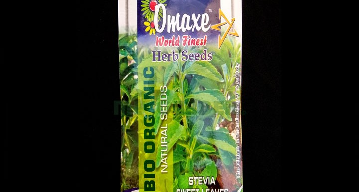 Stevia Sweet Leaves – (50 seeds) – Omaxe - Indian