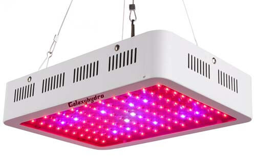 Galaxyhydro LED Grow Light