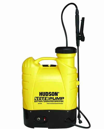 Hudson 13854 4 Gallon Battery Operated Sprayer