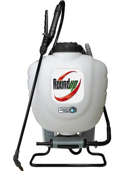 Roundup 190327 No Leak Pump Backpack Sprayer